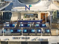 Ovation of the Seas - Sky Bar ©Royal Caribbean International
