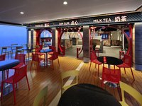 Ovation of the Seas - Kung Fu Panda Restaurant ©Royal Caribbean International