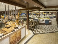 Ovation of the Seas - Windjammer Restaurant ©Royal Caribbean International