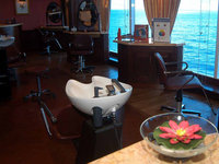 Pacific Princess - Friseur Salon