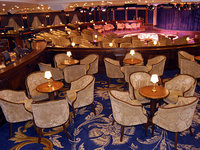 Pacific Princess - Cabaret Lounge