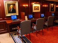 Pacific Princess - Internet Café