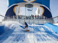 Quantum of the Seas - Flow Rider