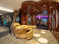 Quantum of the Seas - Wonderland Eingang