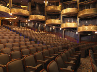 Queen Elizabeth - Royal Court Theater