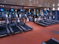 Queen Mary 2 - Fitness