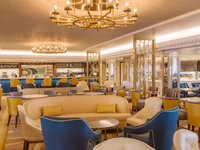 Queen Mary 2 - Carinthia Lounge