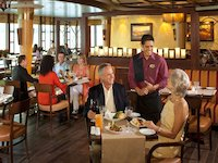 Radiance of the Seas - Giovannis Restaurant