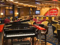 Radiance of the Seas - Schooner Bar