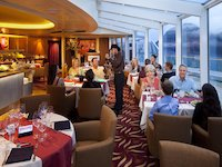 Radiance of the Seas - Samba Grill