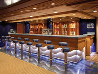 Regatta - Waves Bar ©Oceania Cruises