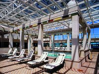 Rhapsody of the Seas - Solarium
