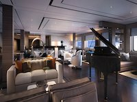 Ritz-Carlton Yacht - Living Room Bar