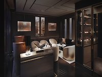 Ritz-Carlton Yacht - The Humidor
