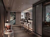 Ritz-Carlton Yacht - The Bar