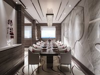 Ritz-Carlton Yacht - Private Dining Room