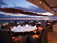 Riviera - Terrace Cafe ©Oceania Cruises