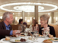 Riviera - Grand Dining Room Restaurant ©Oceania Cruises