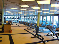 Ruby Princess - Fitness Center
