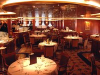 Ruby Princess - Michelangelo Dining Room