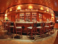 Ruby Princess - International Café