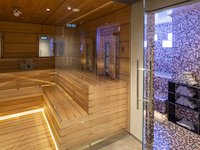 Scenic Eclipse - Senses Spa - Sauna & Steam Room
