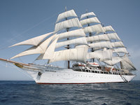 Sea Cloud - Sea Cloud