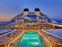 Seabourn Encore - Pool