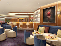 Seabourn Encore - Lounge Bar