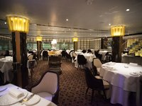 Seabourn Ovation - The Grill Restaurant bei Thomas Keller