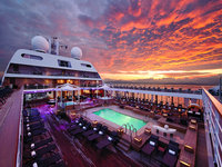 Seabourn Quest - Pooldeck