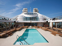 Seabourn Quest - Pool Deck