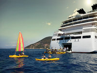 Seabourn Quest - Watersports Marina