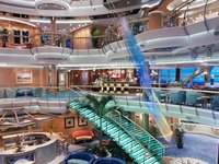 Serenade of the Seas - Atrium