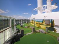 Serenade of the Seas - MiniGolf