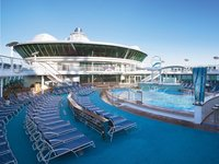 Serenade of the Seas - Solarium