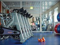 Seven Seas Mariner - Fitness Studio