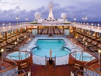 Seven Seas Voyager - Pool Deck