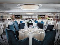 Seven Seas Voyager - Compass Rose Restaurant