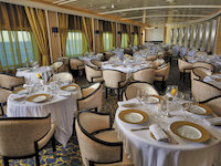 Seven Seas Voyager - Chartreuse Restaurant