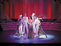 Seven Seas Voyager - Show im Theater