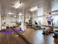 Silver Cloud Expedition - Fitness Center