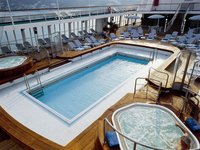 Silver Cloud - Pool Deck