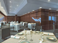 Sirena - Tuscan Steak Restaurant ©Oceania Cruises