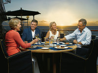 Sirena - Terrace Cafe ©Oceania Cruises