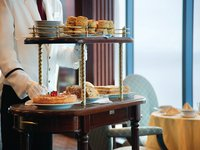 Sirena - Tea time ©Oceania Cruises