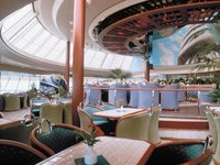 Splendour of the Seas - Windjammer Cafe