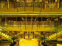 Star Princess - Atrium