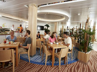 Symphony of the Seas - Vitality Café