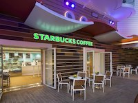 Symphony of the Seas - Starbucks